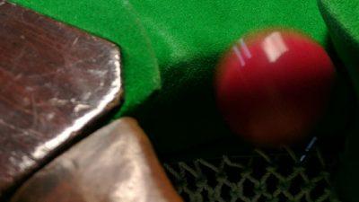 Snooker Header Image