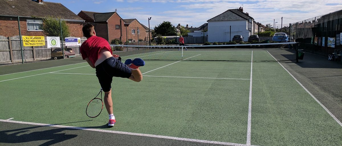 Tennis at Norbreck Bowling and Tennis Club