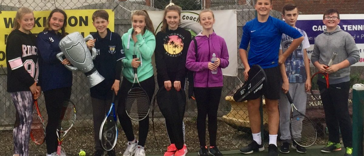 Tennis Coaching Sessions at Norbreck Club for Kids and Adults