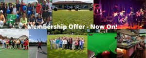 Membership Offer - Now On