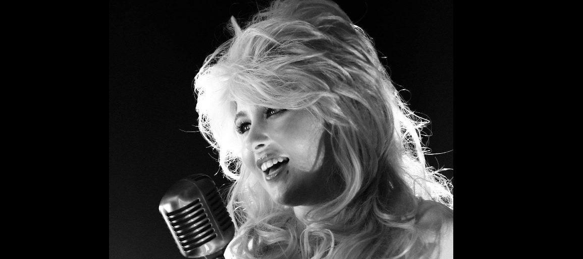 Dolly Parton at the Norbreck Club
