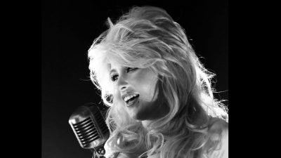 Dolly Parton at the Norbreck Club