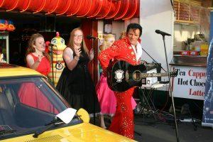 Joe Marcel - Elvis Tribute