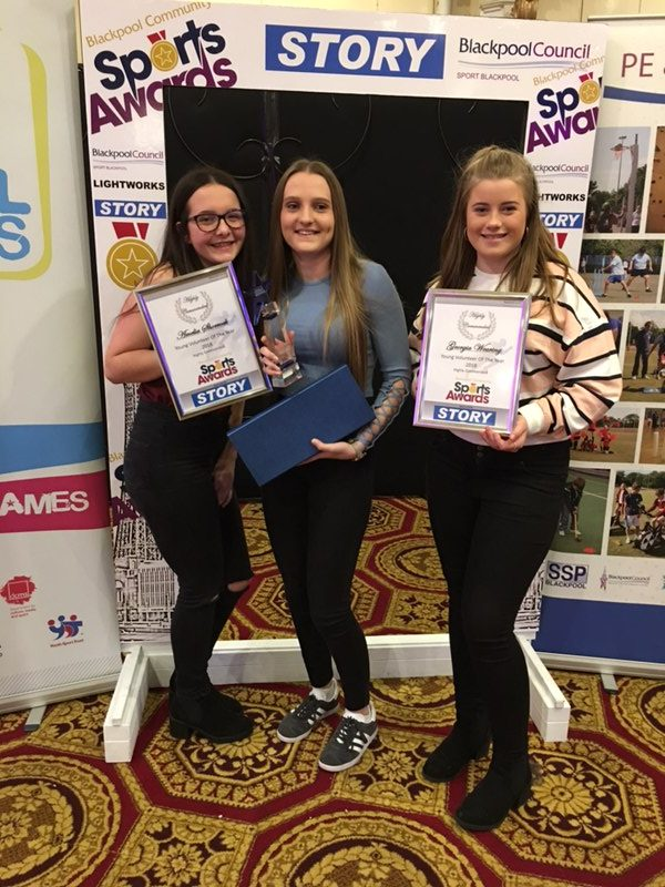 Young Volunteers of the Year