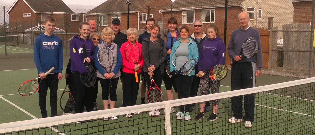 Norbreck Tennis Club Member Players