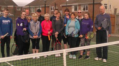 Norbreck Tennis Club Member Players