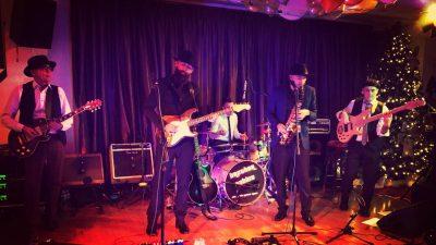 Brother Rabbit Live at Norbreck Club