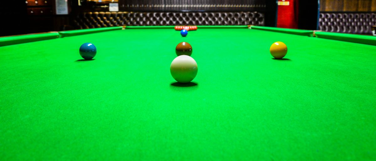 Chris Firth Photography - Snooker at Norbreck Club
