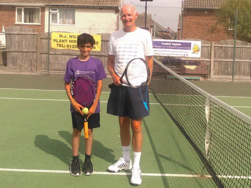 Presidents Tennis Trophy Winners 2018