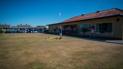 Club Day 2018 Target Bowls at Norbreck Bowling and Tennis Club