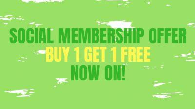 Norbreck Club Membership Offer
