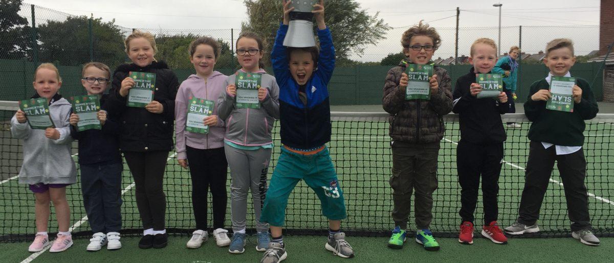 Norbreck Junior Tennis Group US Open 2018