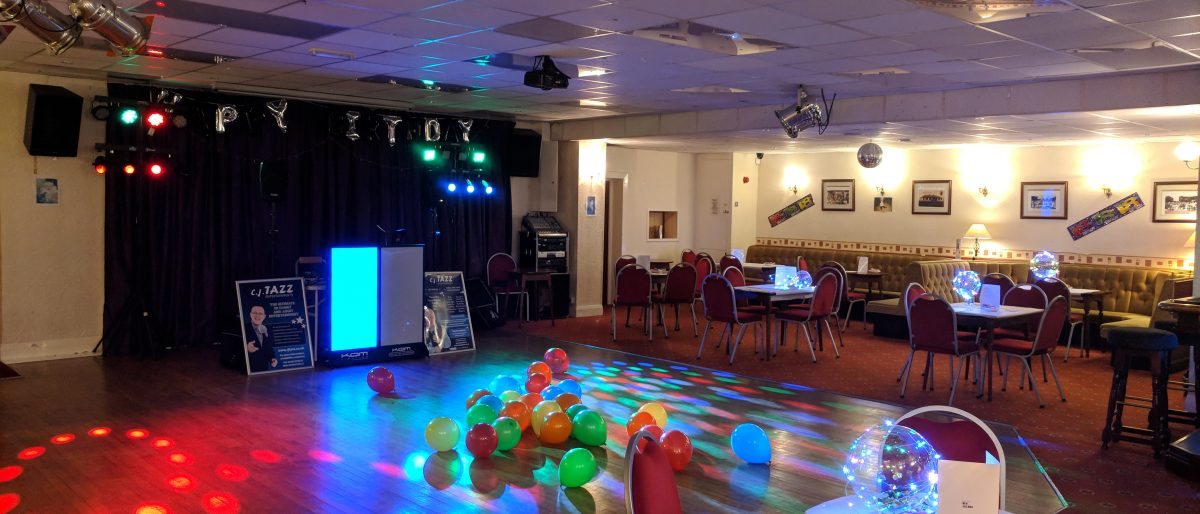 Hire the function room at Norbreck Bowling and Tennis Club, Blackpool