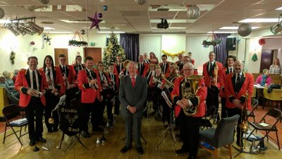 Brindle Brass Band at Norbreck Club