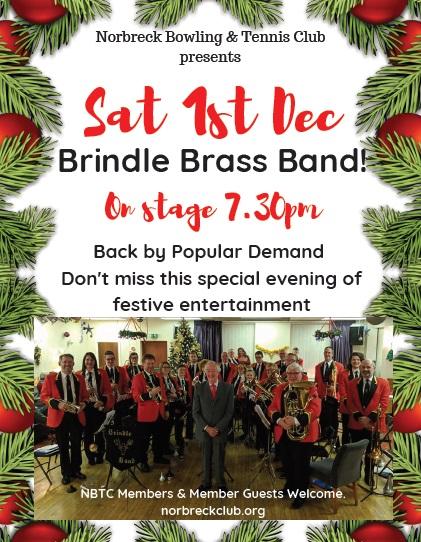 Brindle Brass Band image