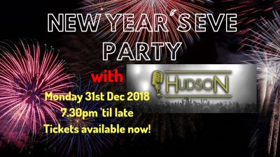 NEW YEAR'S EVE Party at Norbreck Bowling and Social Club