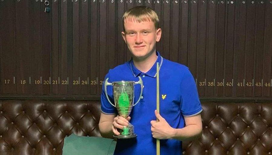 Joshua Duckworth - Hindle Trophy winner 2019