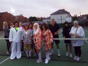 Norbreck Club Cardio Tennis Charity Night 2019
