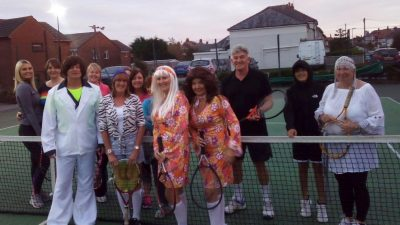 Norbreck Club Cardio Tennis Charity Night 2019