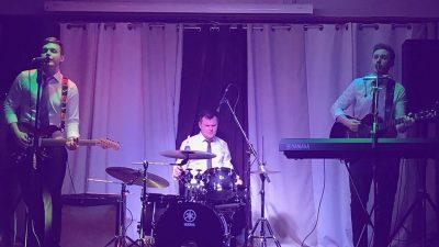 Hudson band live Norbreck Bowling and Tennis Club Blackpool