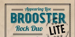 Brooster Lite - Rock Duo at the Norbreck Club